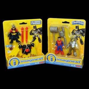 Imaginext DC Super Friends Justice League